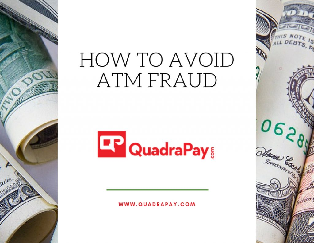 HOW TO AVOID ATM FRAUD