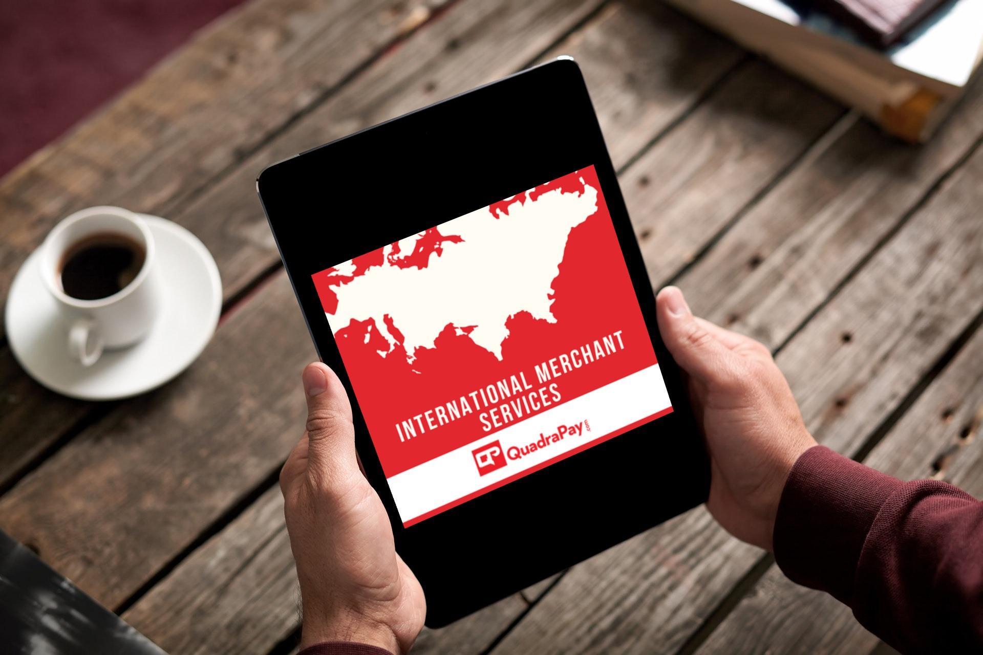 International Merchant Services by Quadrapay