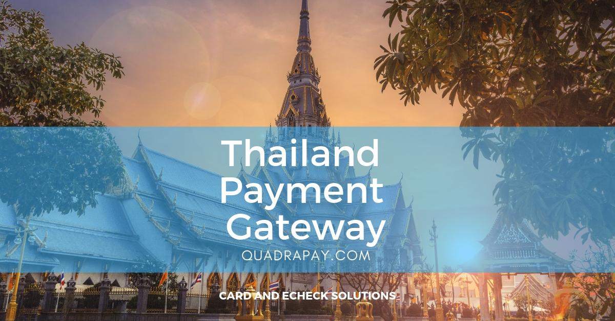 Thailand Payment Gateway