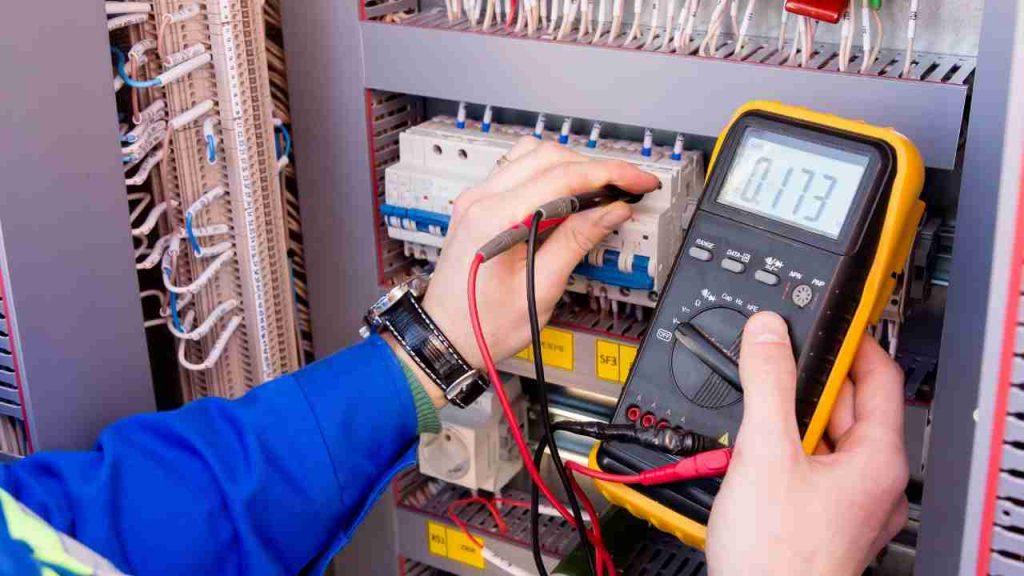 Electrician Merchant Services Quadrapay